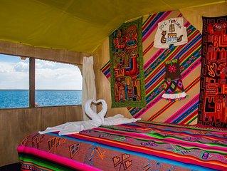 Uros Amaru Marka Lodge - Lago Titikaka