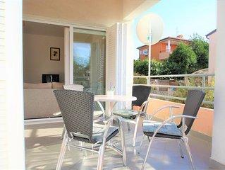Apartment Raul with Balcony in Dajla