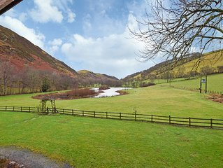 Set in a stunning countryside setting with fishing lake, great walking, cycling