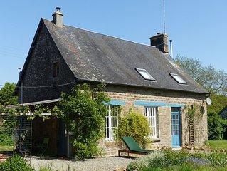 Old Farmhouse in Peaceful Setting