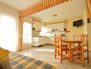 Apartamento de 2 habitaciones con piscina ideal para familias
