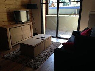 Appartement neuf au coeur de Saint-Lary Soulan Residence haut de gamme