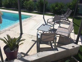 Studio Bord de Mer avec piscine