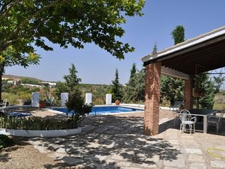 Casa rural (alquiler integro) Finca el Palomar para 8 personas