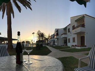 Confortable Apartment with pool and very near to the beach.
