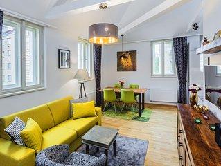 Beautiful Luxury and Quiet Loft in Central Prague