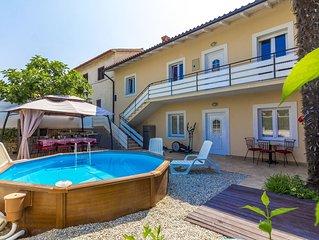 House Cukon Medulin with Pool