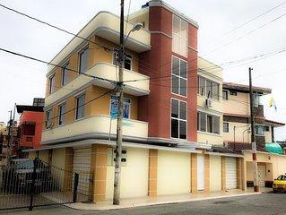 Garzota Suites Airport *Walk distance to/from Aeropuerto  Int. de Guayaquil*