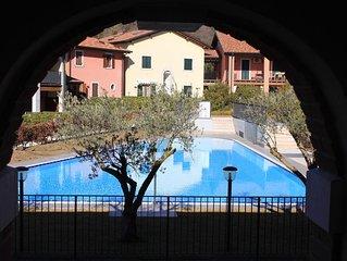 LA FIORITA - nuovo appartamento in residence con piscina