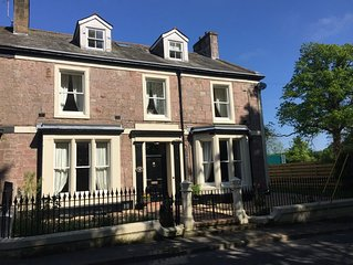 Superb Victorian property just over the border in Scotland.
