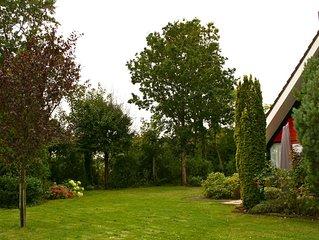 Super Vakantiehuis in Scharendijke  dichtbij Noordzee, Grevelingen, Brouwersdam