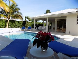 Delightful Villa in Holetown within walking distance of beach, bars and shops.