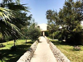 Sicilia sud-orientale  antica casa per le vacanze al mare