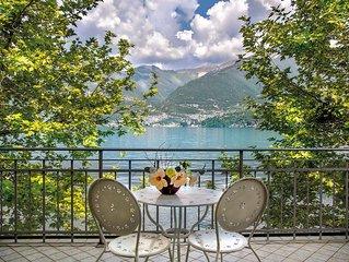 Excellent 3 bedroom Villa in Lezzeno (Q5325)