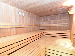 Magnificent Apartment in Hahnenklee with Sauna