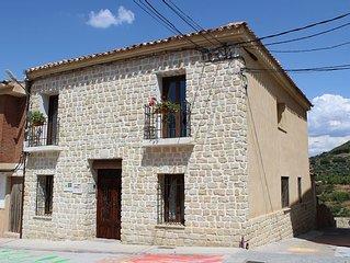CASA RURAL 'LOS MONTONES' EN CARCELEN (ALBACETE)