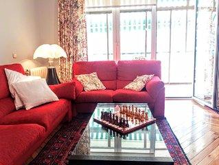 Preciosa vivienda con terraza y piscina (REG. ESS00774)