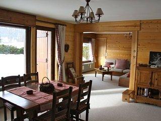 Appartement de standing 6 pers au Mont D'Arbois à Megève