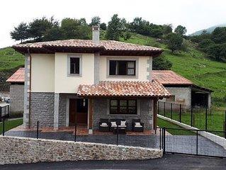 Casa Rural El Caleru para 8 personas
