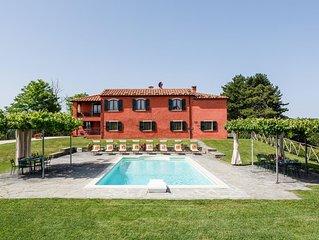 Beautifully Restored Country Villa
