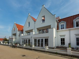 Elegant Apartment in Koudekerke with Gas Fireplace