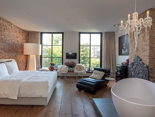 'Love Suite ' Luxury suite in the heart of Amsterdam  ' The nine streets'