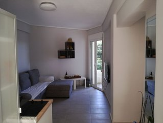 Apartment next to Athens airport, port of Rafina, up to the beach