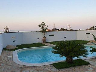 Casa vacanze villa con piscina, sicilia,Palermo   HomeAway