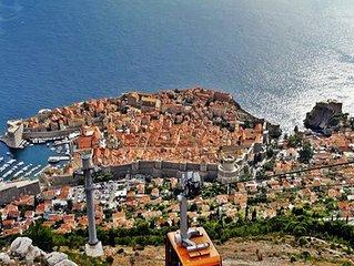 Mediteran 50 meter from beach   & Old Town with garden Best Price