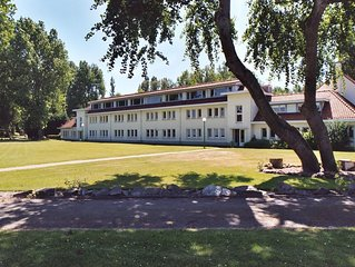 Appartement twee slaapkamers - 2 badkamers - 6 tot 8 personen in vakantiepark