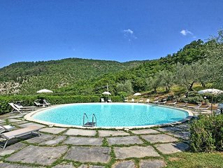 Apartment in Rufina with 5 bedrooms sleeps 10