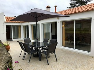 Your home in the Azores - Patio, barbecue and Free wifi