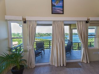Egmont View Stunning 5 bedroom villa private location