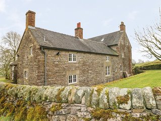 Slade Cottage, ILAM, STAFFORDSHIRE