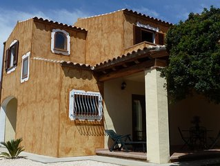 Villa Rita, beautiful holiday house with  sea views and private garden.