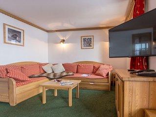 Appartement cosy et stylé à la montagne | Accès direct aux pistes