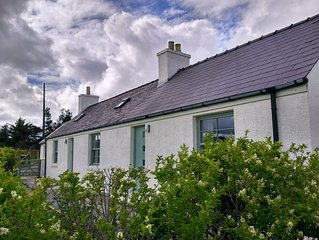 Traditional Crofters Meadowcroft Cottage