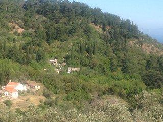 Valeondades houses, samos