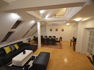 Attic Stepanska - A cote de la Place Wenceslas - Grand Luxury Apartment