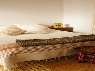 RIAD dans les hauteurs de la Medina de TANGER, une maison incroyable - Chambre 2
