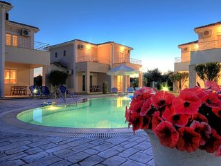 Kalamaki Court Villas (2 Bed) - nice friendly complex with swimming pool.