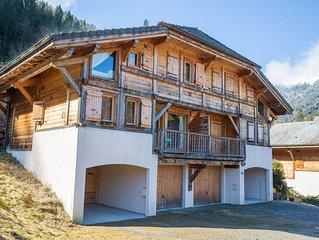 Modern Well Located Ski Chalet