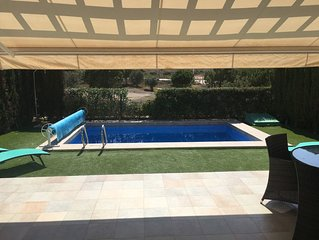 Tranquility & Quality - amazing private 3 bed villa with pool