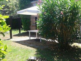 Punta Ala grande appartamento autonomo con grande giardino privato