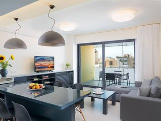 Cozy 2 Bedroom Apartment in Chania City Center | Spring Apartments