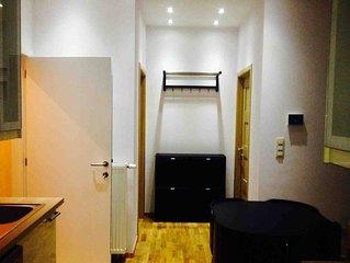 1W Bel appartement équipé avec grande terrasse