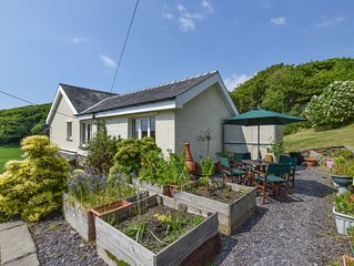 Located within a mile of Fairbourne's sandy beach on the North Wales coast, this