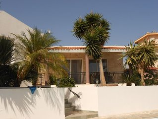Beautiful Villa with Panoramic and Sea Views and Heated Pool *