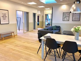 Luxurious, cozy & modern apt. at the heart of CPH