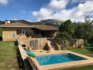 Sagasti-Enea Villa con Piscina privada en la RIOJA Alavesa